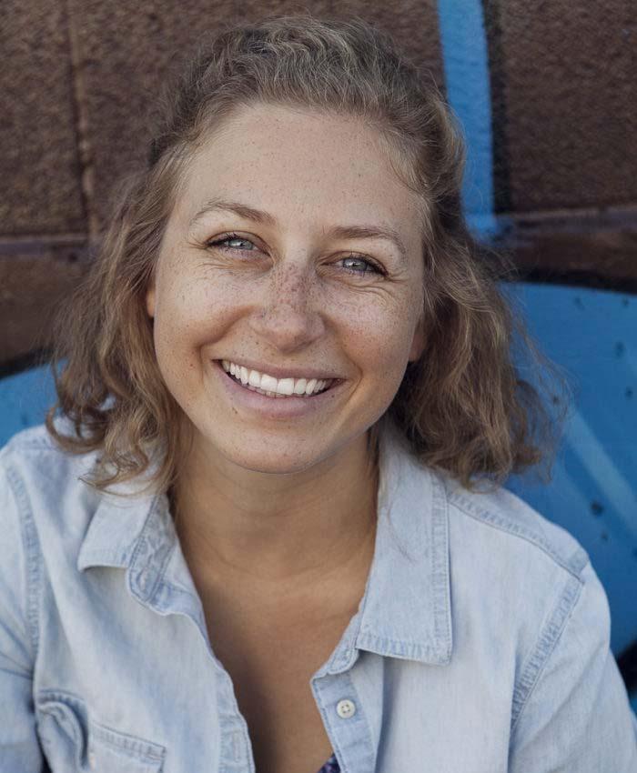 Joan Dieter, Regional Program Director at SOS Outreach
